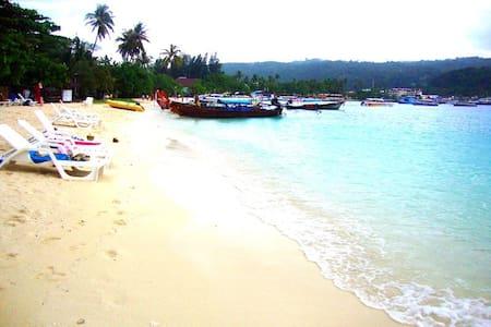 Phiphi Sandseaview Resort - krabi - Дом