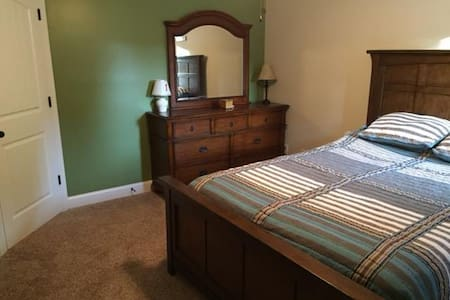 Furnished room for rent in SOBX