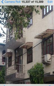 Furnished home for family stay - Neu-Delhi - Wohnung