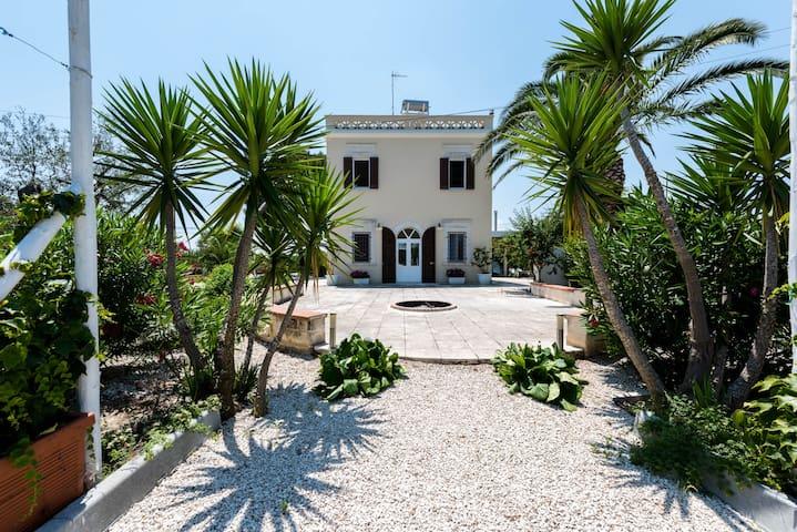 Stanza privata -don Oscario - Terlizzi - Casa de campo