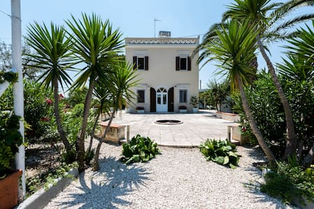 Stanza privata -don Oscario - Villa