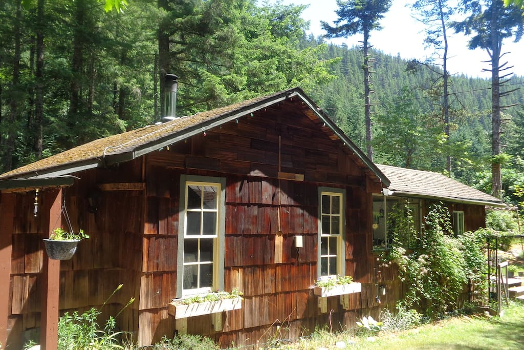 Cabin In Paradise Valley Squamish Houses For Rent In
