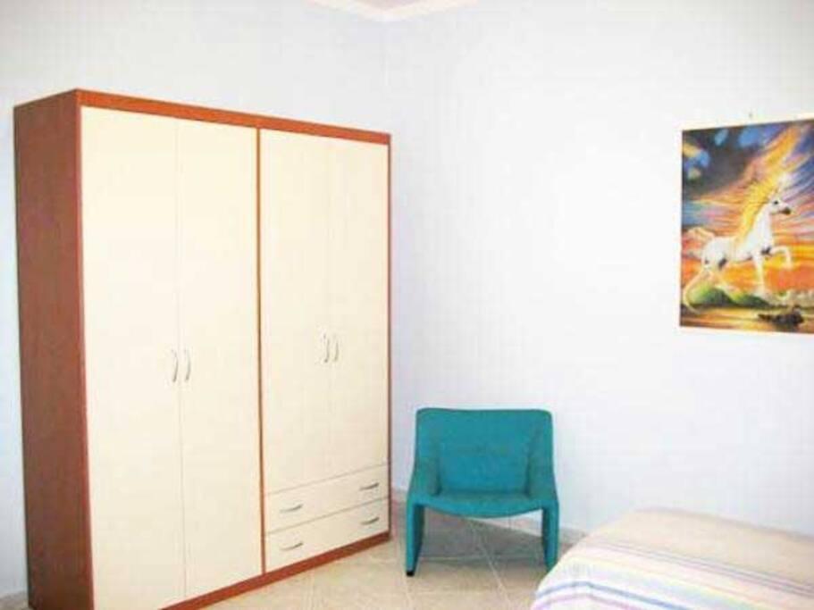 armadio camera letto  3