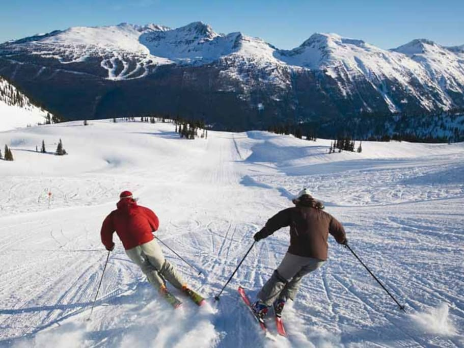 Best skiing in Canada. Hands down.