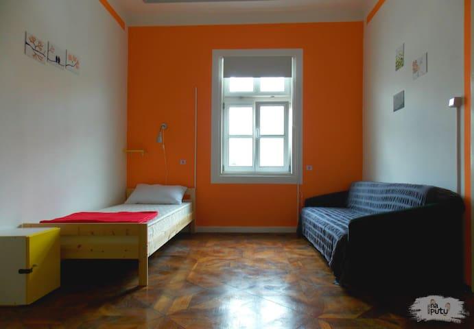Hostel Na putu | Bed in 5 bed dorm - Karlovac - Dormitório