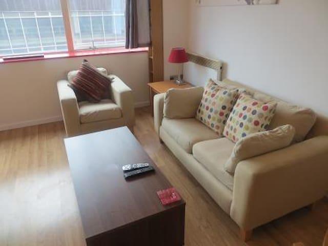 Excellent city centre apartment - Nottingham - Appartement
