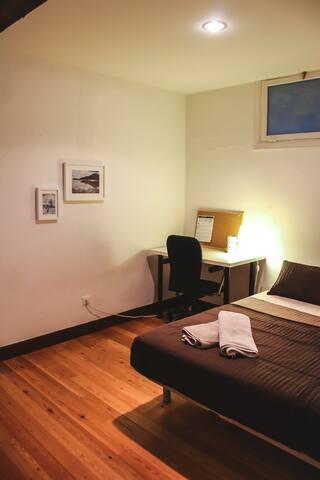 Room in Spacious Apt in Old Town3 - Donostia - Apartamento