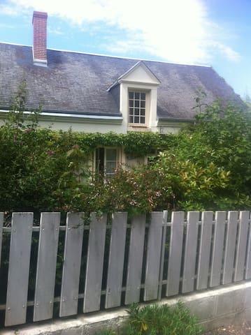 Maison de charme -  proche de Chaumont sur Loire - Rilly-sur-Loire - House