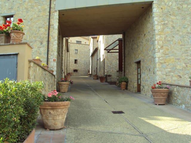 APPARTAMENTO CASA VACANZE CHIANTI - Gaiole In Chianti