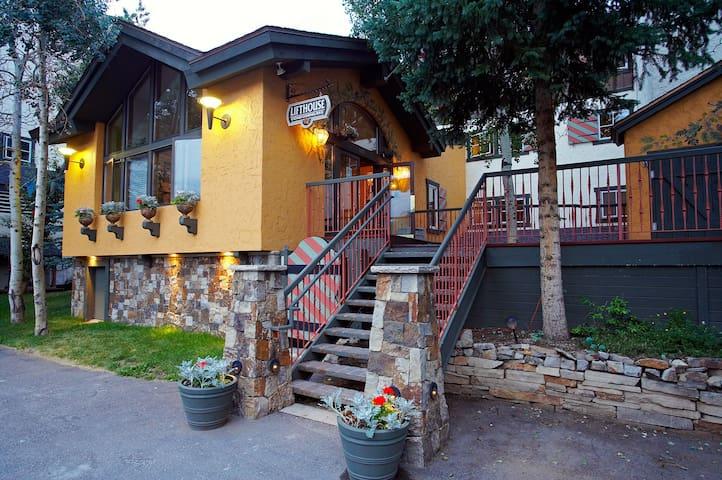 Lift House Lodge Studio Residence #10