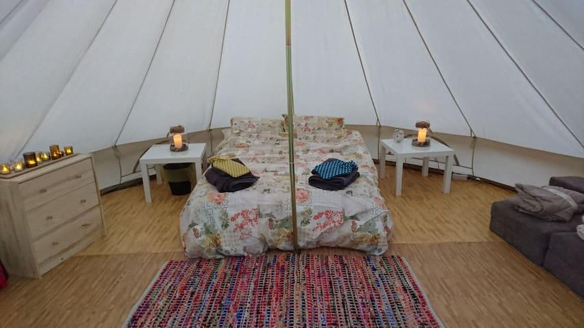 Sunnyside Farm Bell Tent - 켄트(Kent) - 텐트