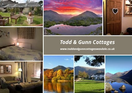 Gunn Cottage Wasdale Lake District - Rumah