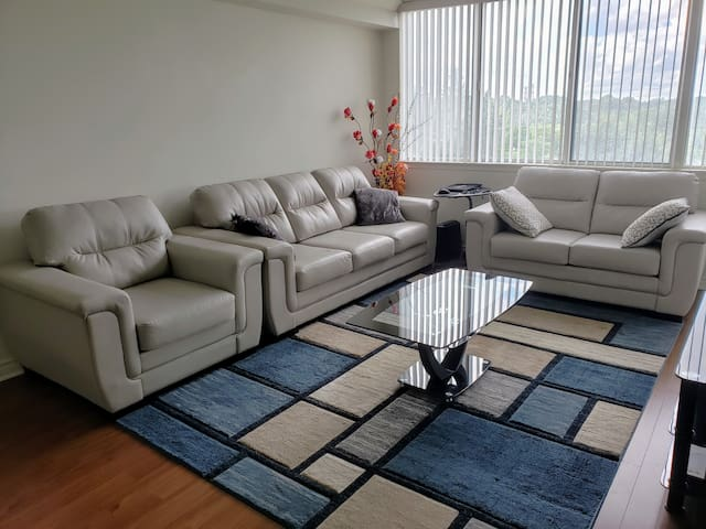 Livingroom can be shared