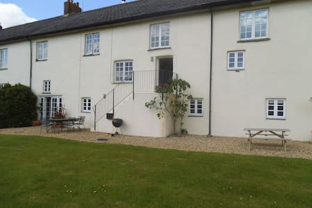 Devon longhouse Modbury.(twin room) - Modbury - Дом