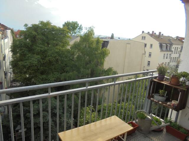 Beste Lage mit Südbalkon! - Dresden - Daire