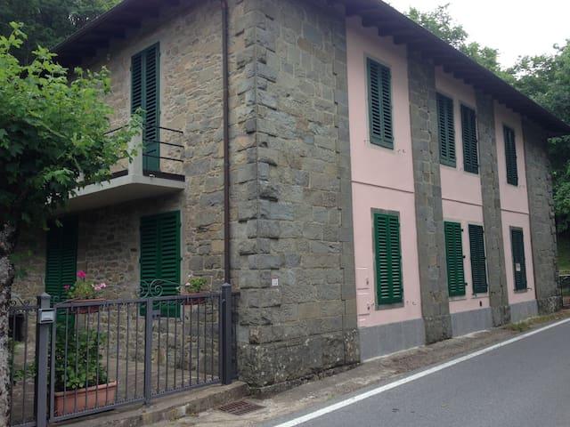 Casa per una vacanza rilassante - Saltino - House