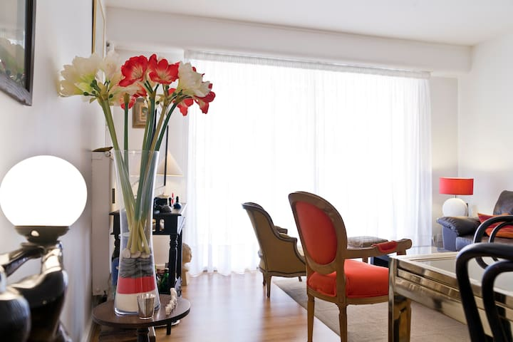 chambre privé centre - Brive-la-Gaillarde - Byt