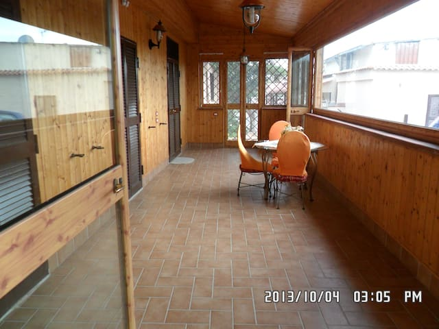 Appartamento- chalet panoramico - Monterusciello - Apartment