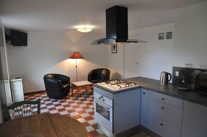 Maison 2 chambres 3/4 personnes 3* - Antonne-et-Trigonant - Hus
