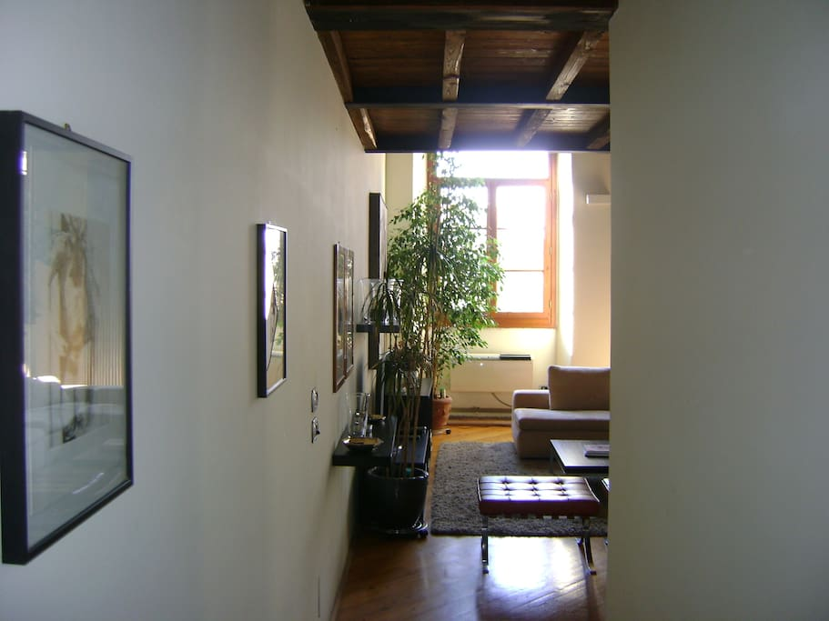 Loft in the very center of Florence