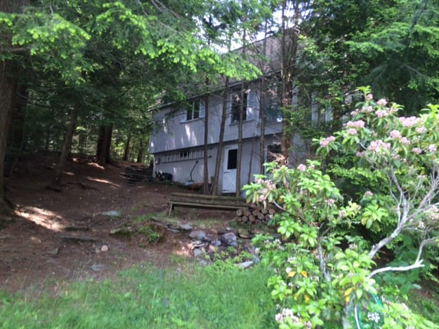 Lake house with dock in quiet area - Chesterfield