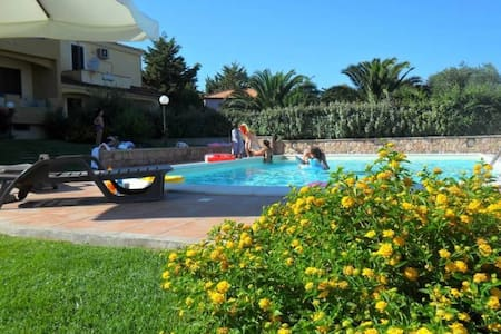 Flat - A - 2 Bedrooms - shared pool - Tergu - Byt