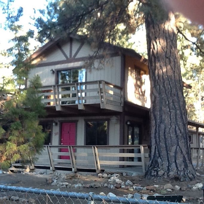 Cabin In The Woods Cabins For Rent In Big Bear