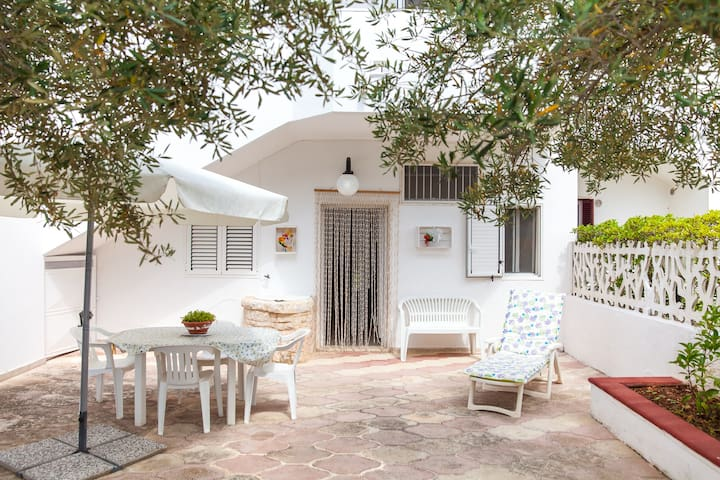 Villa a mare con giardino x4persone - Fasano - Vila