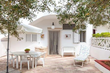 Villa a mare con giardino x4persone - Fasano