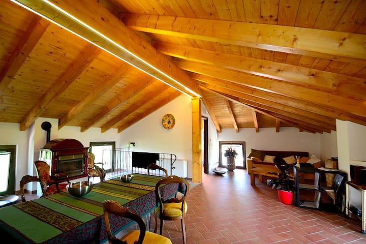 Appartamento Spiga - Agriturismo - Bosco Marengo - Villa