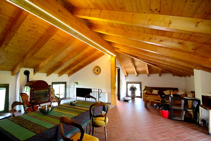Mansio - Residence Agriturismo - Bosco Marengo - Vila