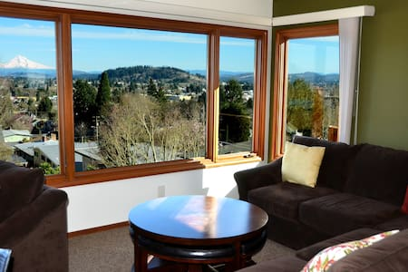 .Light&Bright room in Foodie Utopia! Hiking Nearby - Portland - House