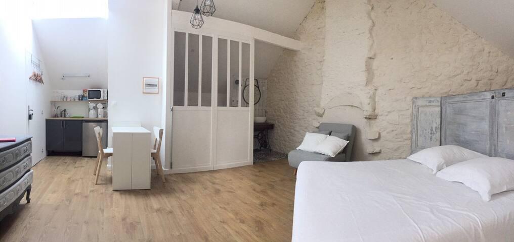 Studio déco tout neuf près de Dinard St Malo