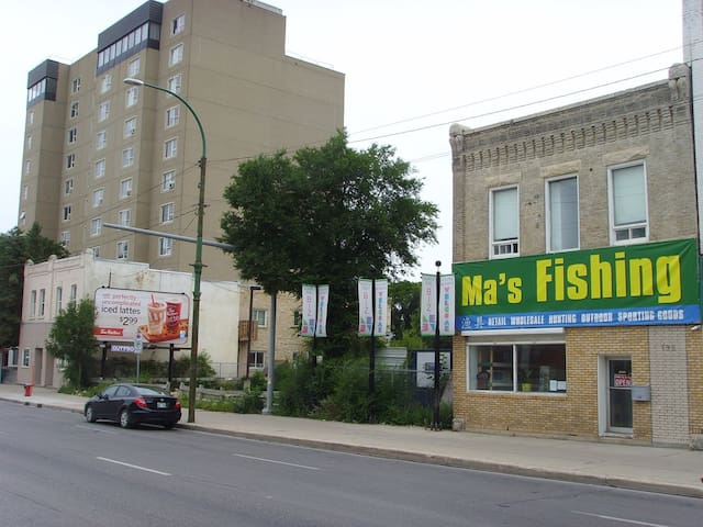 Fishing Family Hotel (B&B)