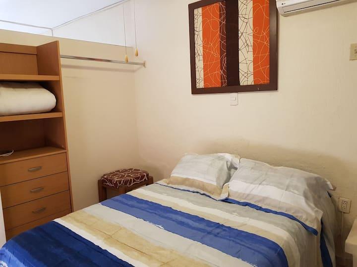 Loft de 25 m² excelente ubicacion y precio 2 pax