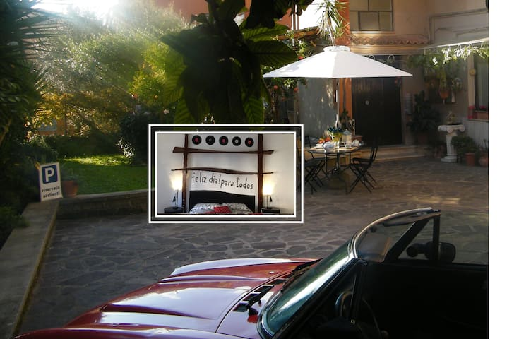 artbedandbreakfast - MUSIC ROOM - Monterotondo - Bed & Breakfast