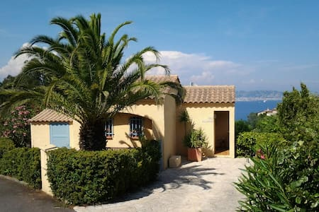 Villa with Fantastic view of Cannes - Théoule-sur-Mer