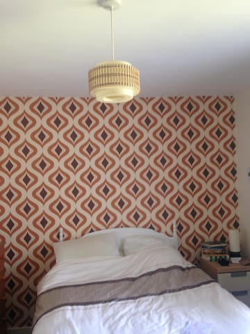 Lots of natural light, large  rooms - Dundee - Lägenhet