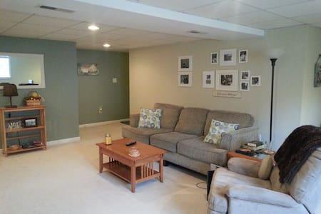 Convenient Cozy Basement Apartment - Lynchburg