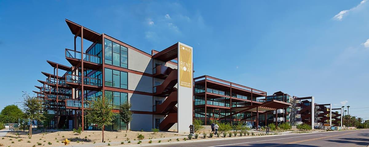 Modern Apartment in Middle Phoenix - Phoenix - Apartment