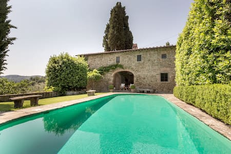 Wonderful country house - Cavriglia