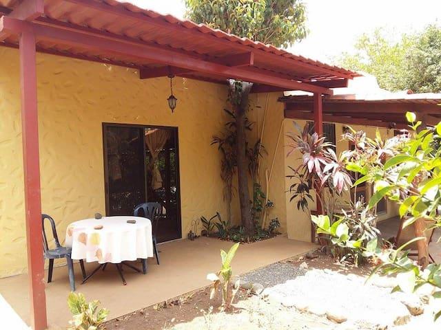 Papagayo Village one bedroom casita