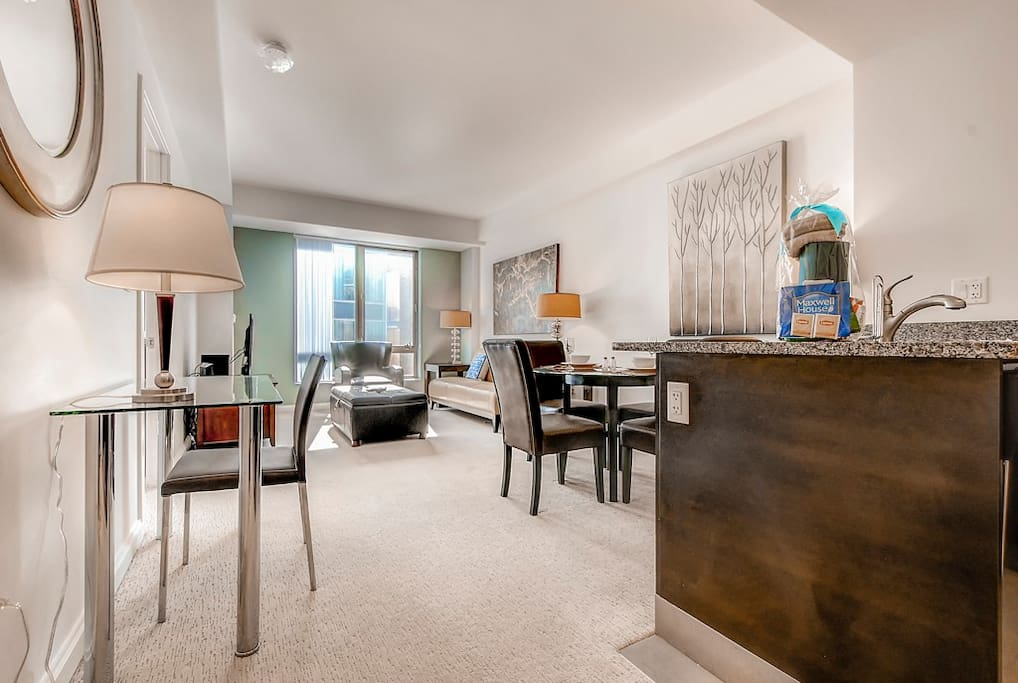 Luxury 1 Bedroom Cambridge Furnished Apartment Flats For