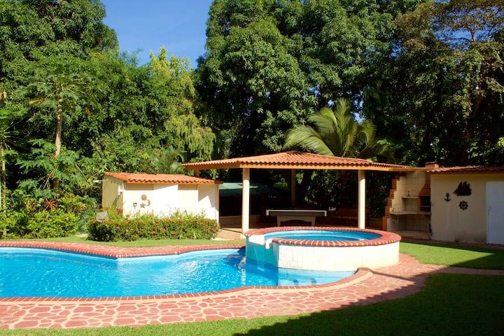 Villa GiGi - Beach Home Panama Santa Clara