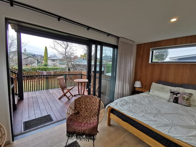 Wanaka room with a view