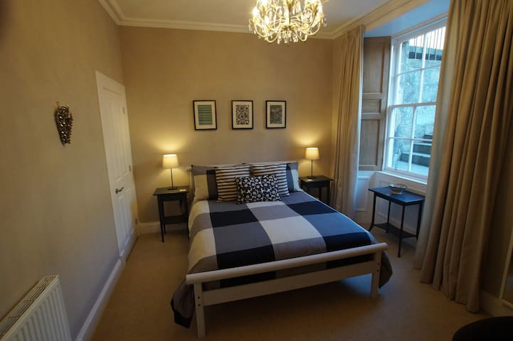 Boutique B&B in the heart of the New Town