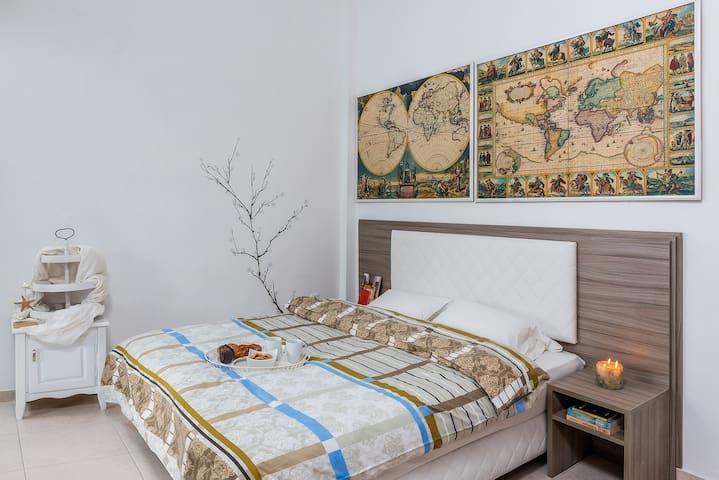 """Villa Efi - 4-apartment """"Athos"""" - Chalkidiki - Apartamento"""