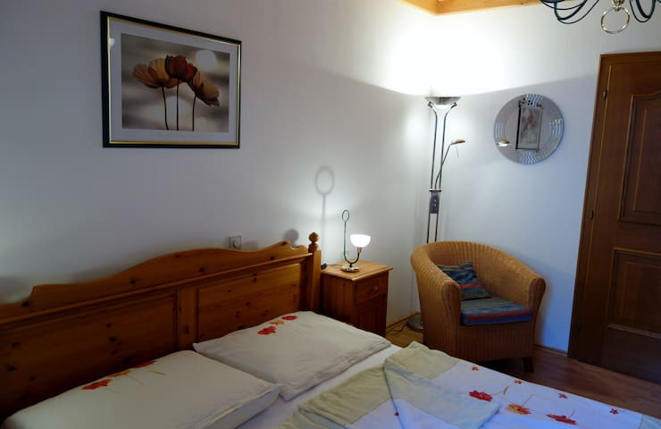 Holiday apartment not too far from Salzburg City - Obertrum - Apartamento