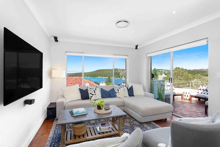 Luxury penthouse beach pad