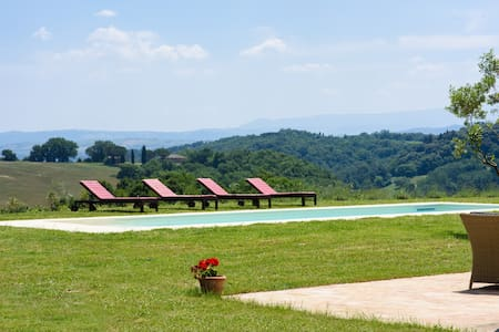 Private Villa in Tuscany - S.Ilaria